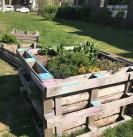 Garten in der Brüningstrasse