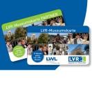 Abbildung der LVR-Museumskarte und der LVR-Museumskarte PARTNER