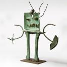 Joan Miró, Frau mit zerzaustem Haar, 1969, Bronze, Collection Fondation Marguerite et Aimé Maeght, Saint-Paul – France © Successió Miró / VG Bild-Kunst, Bonn 2017