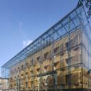 Das Foto zeigt das LVR-LandesMuseum Bonn von außen